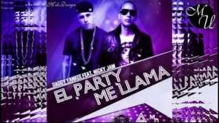 Daddy Yankee Ft. Nicky Jam - El Party Me Llama (Sane y Pablo Mas Remix)
