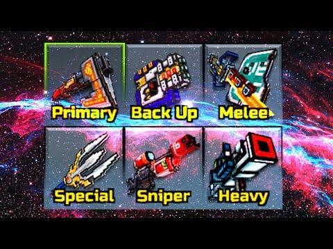 Armor Bonus Weapons - Pixel Gun 3D