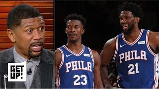 76ers are primed to knock off the Celtics in the Eastern Conference finals - Jalen Rose | Get Up!