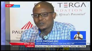 KTN LEO MICHEZO :Tuzo ya SOYA kuandaliwa tarehe kumi na tisa mwezi huu