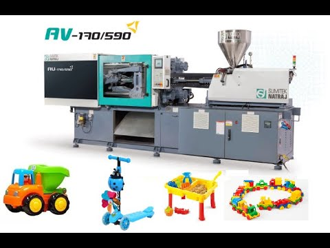 High Speed Plastic Injection Molding Machine