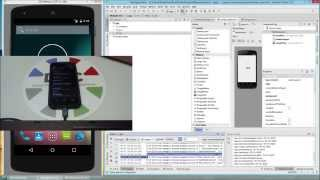 How to Make and Test Your First Android App in Android Studio,...