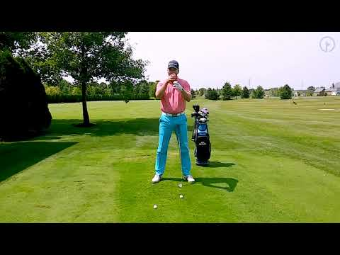 Great Stretching Drill for Before or During Round