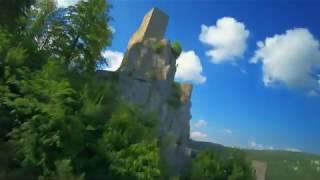 The Castle Flight w/ FPV Racer