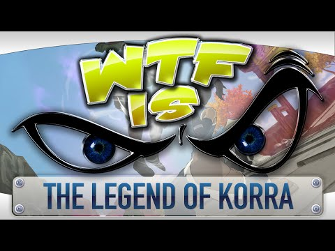 ► WTF Is... -  The Legend of Korra ? video thumbnail