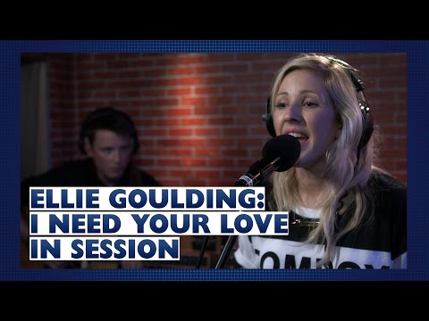Guitar Chords with Strumming Patterns - I Need Your Love - Ellie ...