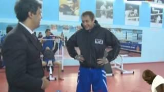 Непрерывный бой промоутера Суноварова