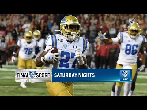 Highlights: UCLA football stuns No. 19 WSU in wild shootout
