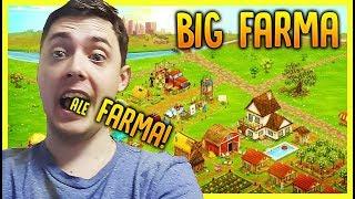 MOJA NOWA FARMA - Big Farm Mobile Harvest PL (GRY NA TELEFON)