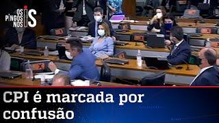 Senadores da oposição tentam transformar CPI da Covid-19 em circo