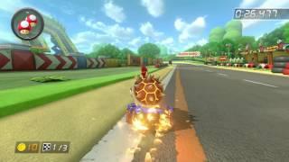 GBA Mario Circuit - 1:20.533 - V (Mario Kart 8 World Record)