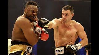 Виталий Кличко vs Дерек Чисора - WBC - 18-02-2012