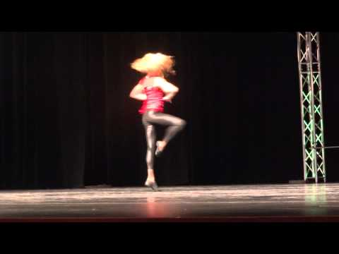 Dance Moms Black Heart Chloe