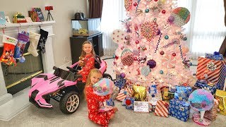 Beyond Family Christmas Special! Mom's Present Tries to Eat Our Toys!!!