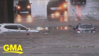 Tropical Storm Isaias slams East Coast l GMA