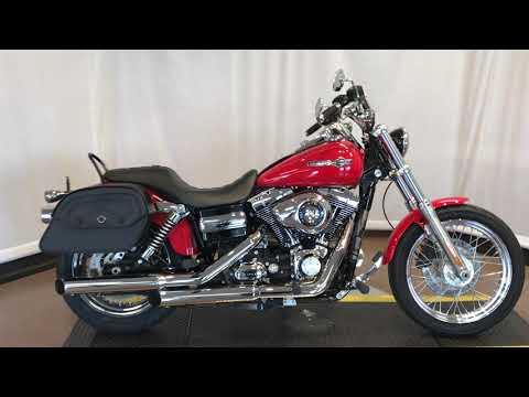 2011 Harley-Davidson® Super Glide® Custom FXDC