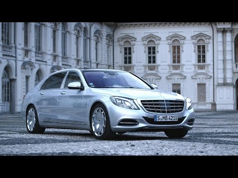 Mercedes-Benz TV: The Mercedes-Maybach S 600: elegant and luxurious.