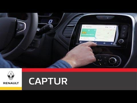 Renault  Captur Паркетник класса J - рекламное видео 4