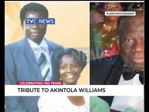Tribute to Akintola Williams