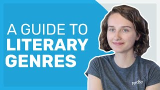 A Guide to Literary Genres | What genre is your book?