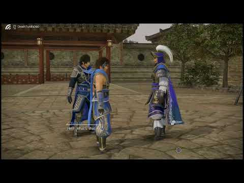 Dynasty Warriors 9 with Ado Yue Jin  Live Stream