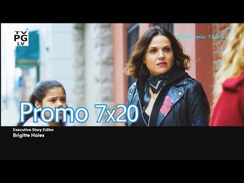 Once Upon a Time 7x20 Promo Season 7 Episode 20 Promo