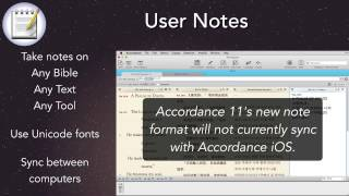 Accordance 11: Simply Brilliant! (Lighting the Lamp Video Podcast #112)
