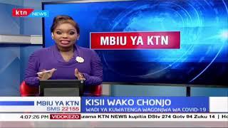 Soko la kibuye mjini Kisumu Lafungwa | Mbiu ya KTN | Part 1