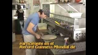 preview picture of video 'PIZZERIA LA TEA - BIESCAS'