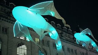 Lumiere London: Famous Light Festival And Art Installations