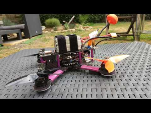 X5R • Betaflight 3.4 • Acro Trainer • 110 kmh • Mysterious Crash