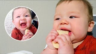 Why Baby Led Weaning Scares Me