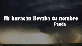 panda mi huracan lleva tu nombre mp3