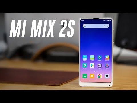 Xiaomi Mi Mix 2S hands-on