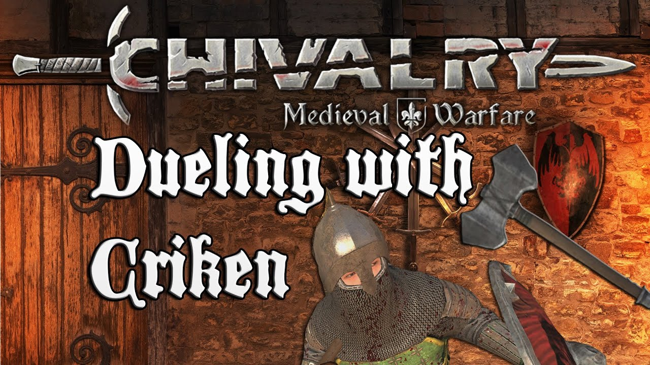 Duelling In Chivalry: Medieval Warfare Looks Equal Parts Ridiculous And Hilarious