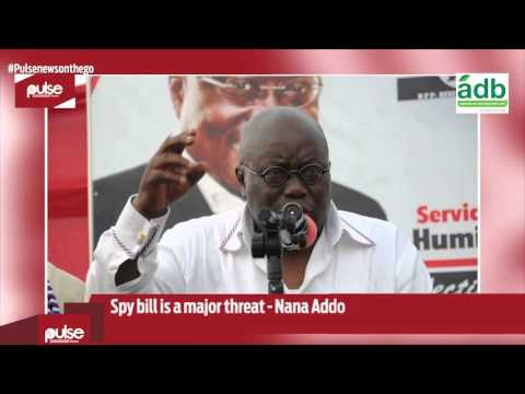 News On The Go: Mahama's corruption fight 'sham' - Nana Addo [29th Feb 2016]