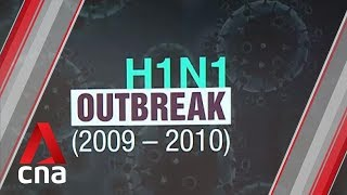 A look back at the H1N1 outbreak