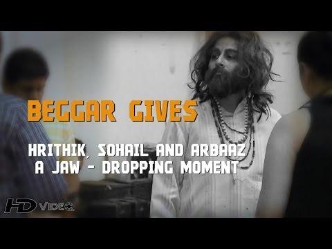 Vidya Meets Hrithik,Arbaaz & Sohail | BOBBY JASOOS