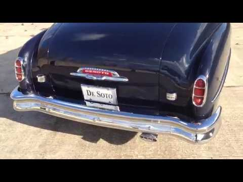 1951 DeSoto Convertible (CC-814504) for sale in Branson, Missouri