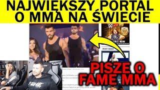 PISZĄ O WALCE BLIŹNIAKÓW Z FAME MMA 2 NA ŚWIECIE! 😱😱   SETON