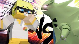 애버라스  - (포켓몬스터) - 최강의 마기라스! (포켓몬 럭키블럭! 마인크래프트) [비콘]