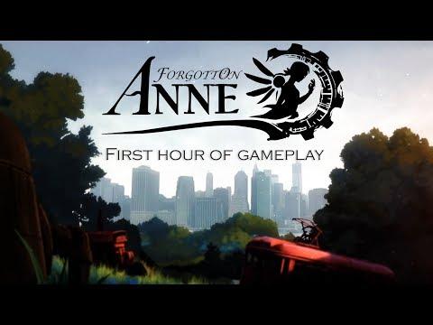 Gameplay de Forgotton Anne