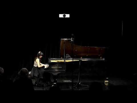 Jingci Liu plays Beethoven Sonata op.110 I.Moderato cantabile molto espressivo
