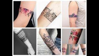 50+ Inspirational Armband Tattoo Design Ideas For Hands
