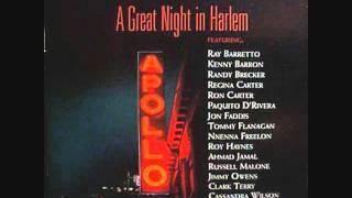 Death Letter - Cassandra Wilson - A Great Night In Harlem