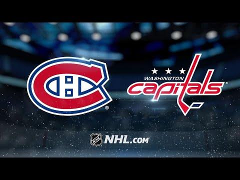 Pacioretty, Byron lead Canadiens past Capitals, 3-2