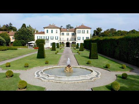 Alla scoperta di Villa Panza