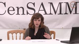 "Marta Quatrale, Freie Universität Berlin, Institut für Philosophie (PhD Candidate):   'Nos esse tubam illam nouissimam. (Gnesio) lutheran Identity and the Revelation of the Antichrist in the so-called ""Herrgotts Kanzlei""'"