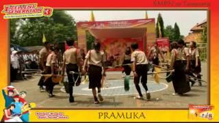 preview picture of video 'Pramuka - SMPN 5 Tangerang'