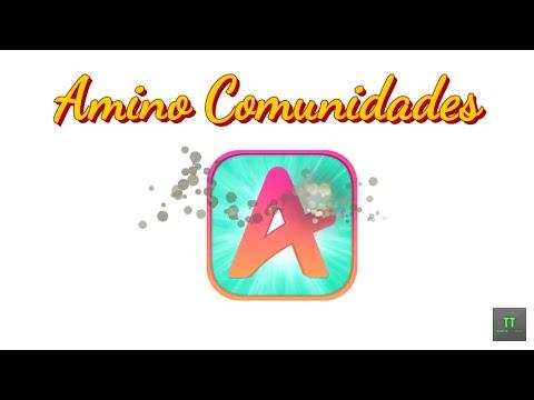 Amino Comunidades - Apresentação e Explicação